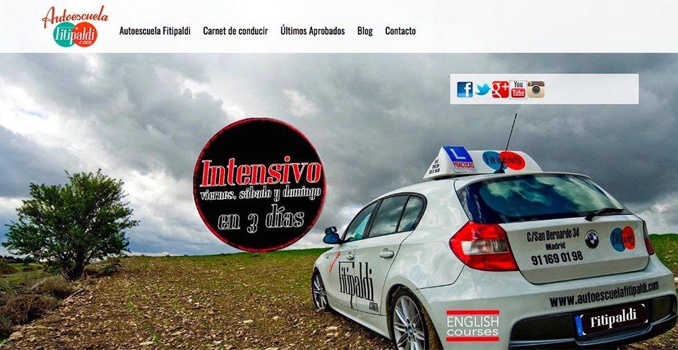 Autoescuela Fitipaldi